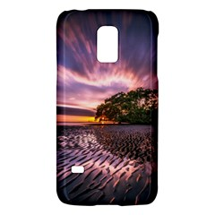 Landscape Reflection Waves Ripples Galaxy S5 Mini