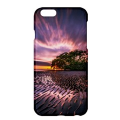 Landscape Reflection Waves Ripples Apple iPhone 6 Plus/6S Plus Hardshell Case