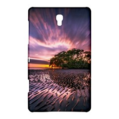Landscape Reflection Waves Ripples Samsung Galaxy Tab S (8 4 ) Hardshell Case