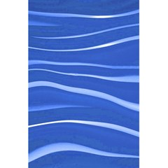Lines Swinging Texture  Blue Background 5 5  X 8 5  Notebooks