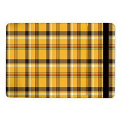 Plaid Yellow Line Samsung Galaxy Tab Pro 10.1  Flip Case