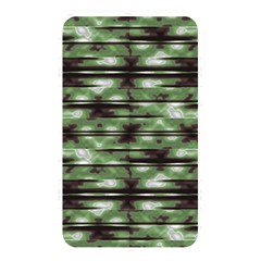 Stripes Camo Pattern Print Memory Card Reader