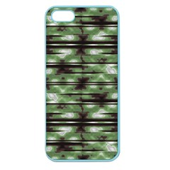 Stripes Camo Pattern Print Apple Seamless iPhone 5 Case (Color)