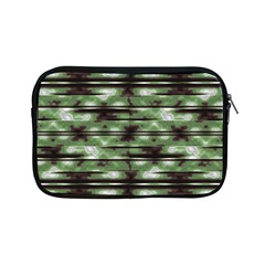 Stripes Camo Pattern Print Apple iPad Mini Zipper Cases