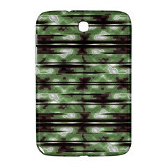 Stripes Camo Pattern Print Samsung Galaxy Note 8.0 N5100 Hardshell Case