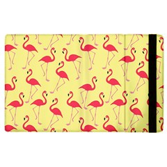 Flamingo pattern Apple iPad 3/4 Flip Case