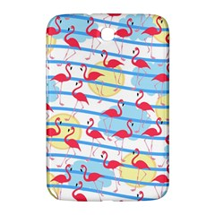 Flamingo pattern Samsung Galaxy Note 8.0 N5100 Hardshell Case