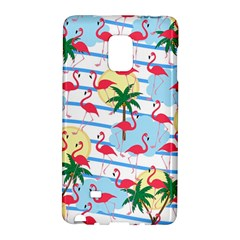 Flamingo pattern Galaxy Note Edge