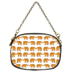 Indian elephant  Chain Purses (Two Sides)