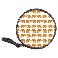 Indian elephant  Classic 20-CD Wallets