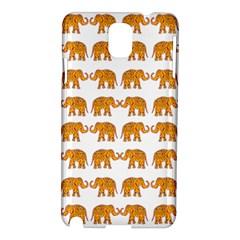 Indian elephant  Samsung Galaxy Note 3 N9005 Hardshell Case