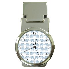 Indian elephant  Money Clip Watches
