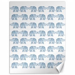 Indian elephant  Canvas 18  x 24