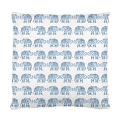 Indian elephant  Standard Cushion Case (Two Sides)