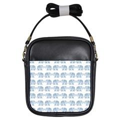 Indian elephant  Girls Sling Bags