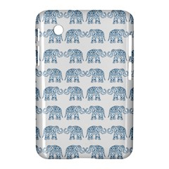 Indian elephant  Samsung Galaxy Tab 2 (7 ) P3100 Hardshell Case