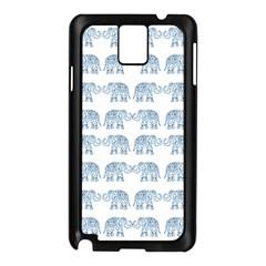 Indian elephant  Samsung Galaxy Note 3 N9005 Case (Black)