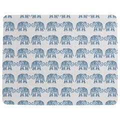 Indian elephant  Jigsaw Puzzle Photo Stand (Rectangular)
