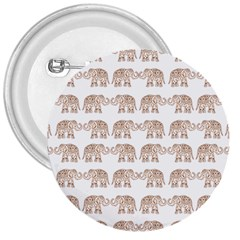 Indian elephant 3  Buttons