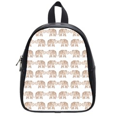 Indian elephant School Bags (Small)