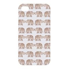 Indian elephant Apple iPhone 4/4S Premium Hardshell Case