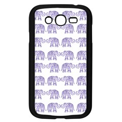 Indian elephant pattern Samsung Galaxy Grand DUOS I9082 Case (Black)