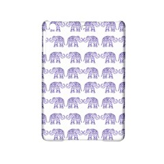 Indian elephant pattern iPad Mini 2 Hardshell Cases