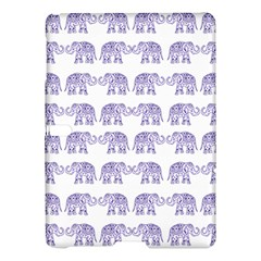 Indian elephant pattern Samsung Galaxy Tab S (10.5 ) Hardshell Case