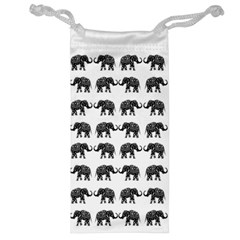 Indian elephant pattern Jewelry Bag