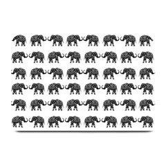 Indian elephant pattern Plate Mats