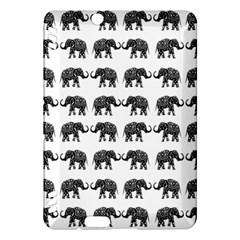 Indian elephant pattern Kindle Fire HDX Hardshell Case