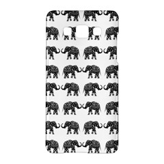 Indian elephant pattern Samsung Galaxy A5 Hardshell Case