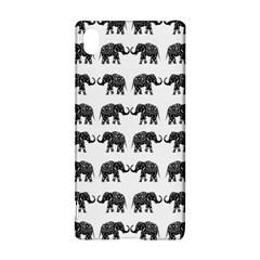 Indian elephant pattern Sony Xperia Z3+