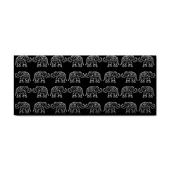 Indian elephant pattern Cosmetic Storage Cases