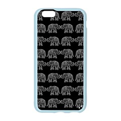 Indian elephant pattern Apple Seamless iPhone 6/6S Case (Color)