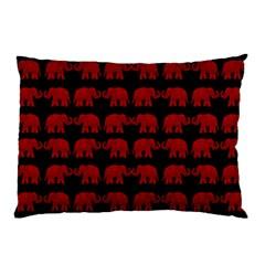 Indian elephant pattern Pillow Case