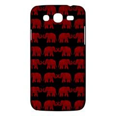 Indian elephant pattern Samsung Galaxy Mega 5.8 I9152 Hardshell Case