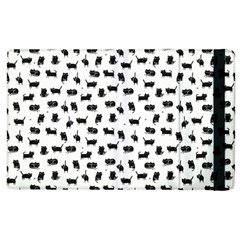 Black Cats Apple iPad 3/4 Flip Case