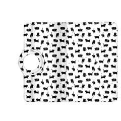 Black Cats Kindle Fire HDX 8.9  Flip 360 Case
