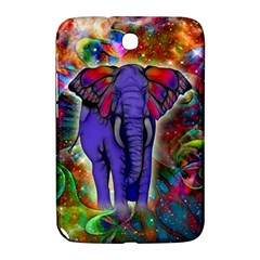 Abstract Elephant With Butterfly Ears Colorful Galaxy Samsung Galaxy Note 8.0 N5100 Hardshell Case