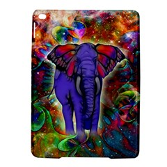 Abstract Elephant With Butterfly Ears Colorful Galaxy Ipad Air 2 Hardshell Cases