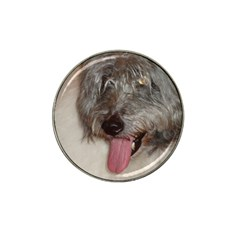 Old English Sheepdog Hat Clip Ball Marker