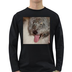 Old English Sheepdog Long Sleeve Dark T-Shirts