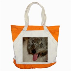 Old English Sheepdog Accent Tote Bag