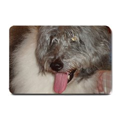 Old English Sheepdog Small Doormat