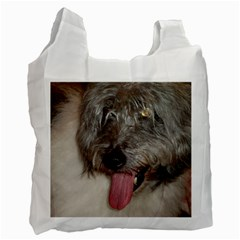 Old English Sheepdog Recycle Bag (One Side)