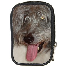 Old English Sheepdog Compact Camera Cases
