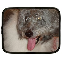 Old English Sheepdog Netbook Case (XXL)