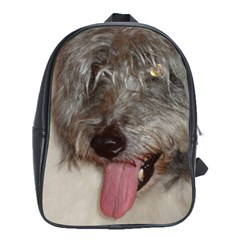 Old English Sheepdog School Bags(Large)