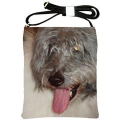 Old English Sheepdog Shoulder Sling Bags